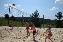 Turnaj v plážovém volejbalu