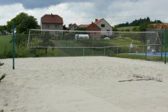 Plážové hřiště