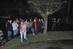 Rozsvícení vánočního stromu 2014