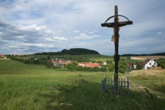 Pohled ze západu